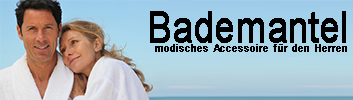 Logo von unserer Seite: Bademantel-Herren
